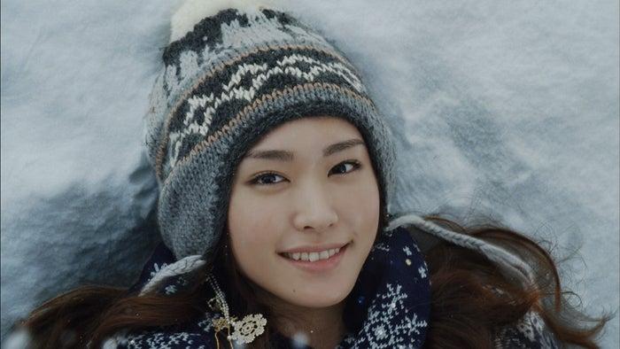 2011年「冬のkiss」篇/新垣結衣(提供写真)