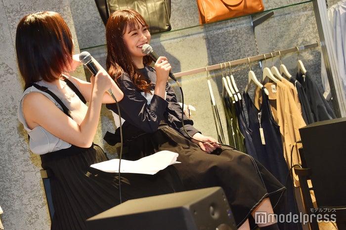 小嶋真子スペシャルトークショーの様子 (C)モデルプレス