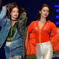 夏恋&楓(C)モデルプレス