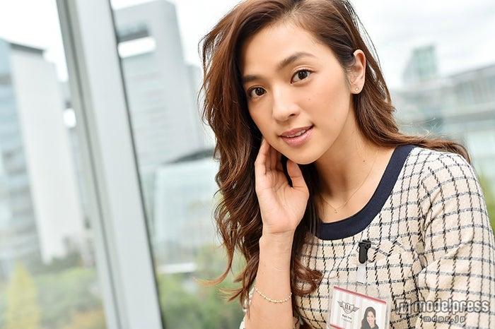 モデルプレスのインタビューに応じた中村アン【モデルプレス】