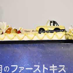 バースデーケーキ (C)モデルプレス