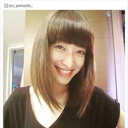 モデルプレス - 山田優、すっぴん×「久々」ヘアに絶賛「まぶしい」「美しい」の声