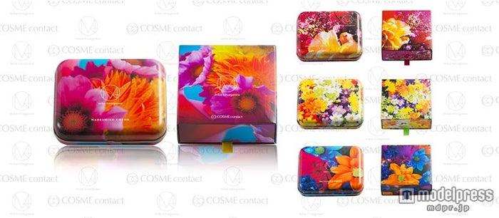 蜷川実花がカラーディレクションとパッケージデザインを担当