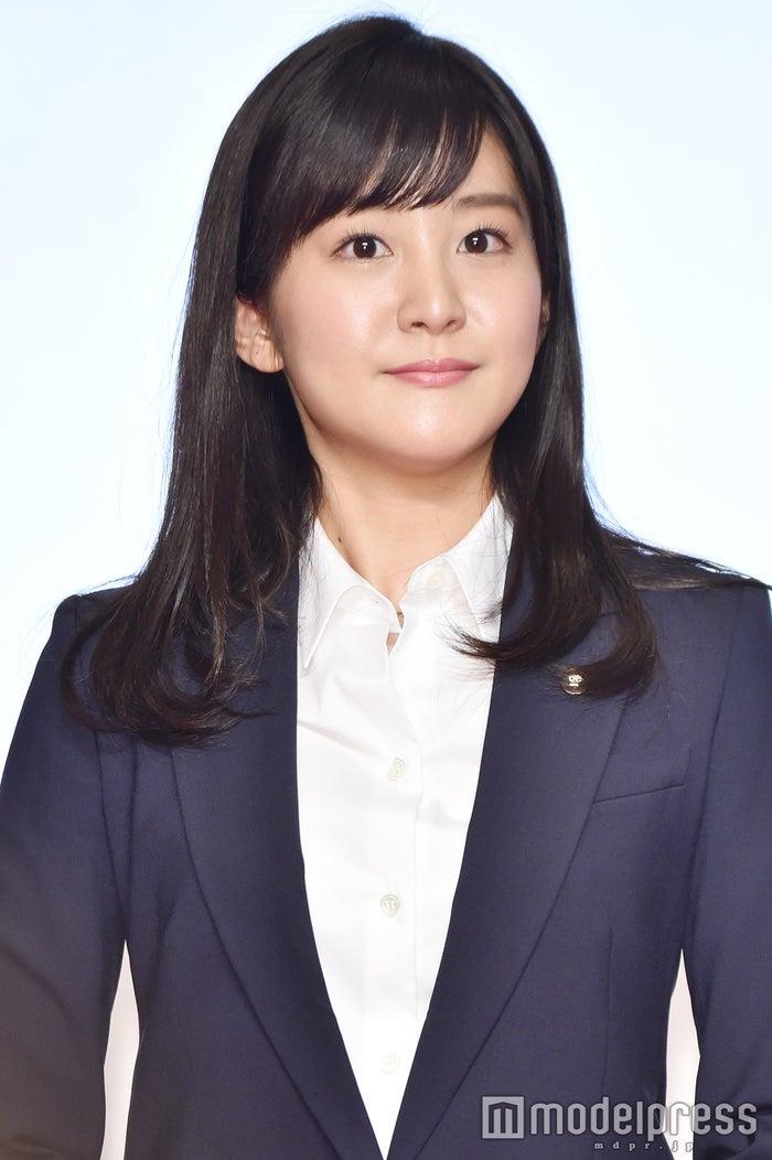 林美桜アナウンサー (C)モデルプレス
