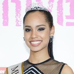 2015ミス・ユニバース日本代表決定 長崎のハーフ美女が栄冠