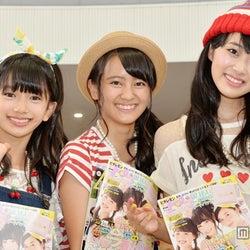 ますだおかだ・岡田の娘が「ピチレモン」専属モデルに イベントでファンにお披露目
