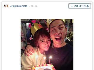近藤千尋&ジャンポケ太田夫婦に芸人仲間、くみっきーらがサプライズ「幸せ幸せ幸せ幸せ幸せ」