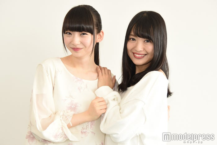 NGT48北原里英&荻野由佳「デビューまでに流した汗の量は、どのグループにも負けていない」 レッスンに密着取材