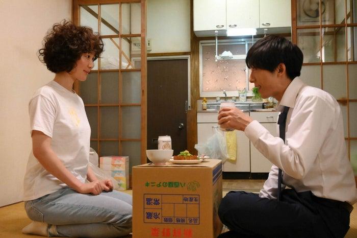 黒木華、高橋一生/「凪のお暇」第1話より(C)TBS
