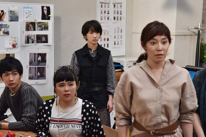 「サバイバル・ウェディング」第1話より(C)日本テレビ