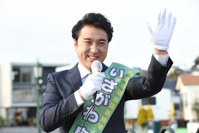 ムロツヨシ/ドラマ『ハロー張りネズミ』第6話(C)TBS