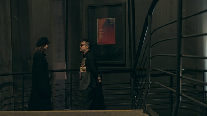 りさこ、理生「TERRACE HOUSE OPENING NEW DOORS」48th WEEK(C)フジテレビ/イースト・エンタテインメント