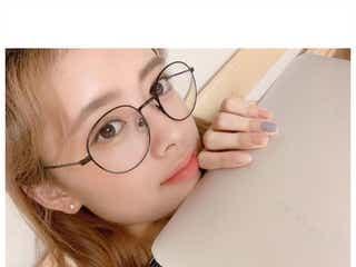 NiziU・RIMA、メガネ姿に絶賛の声「可愛すぎ」「雰囲気変わる」