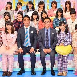 """AKB48グループ次世代メンバー集結で新番組スタート おぎやはぎと""""禁断トーク""""解禁"""