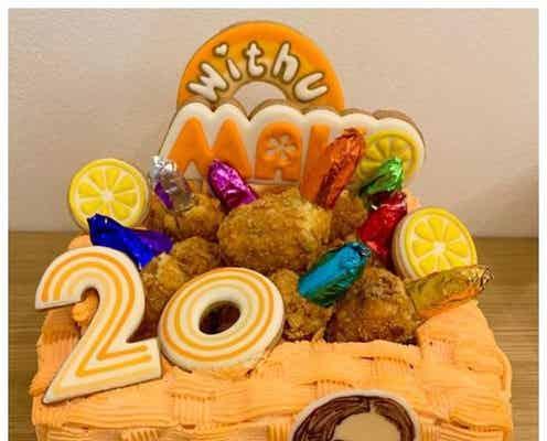 NiziUマコ「NiziUで初のNiziU歳」迎え感謝つづる