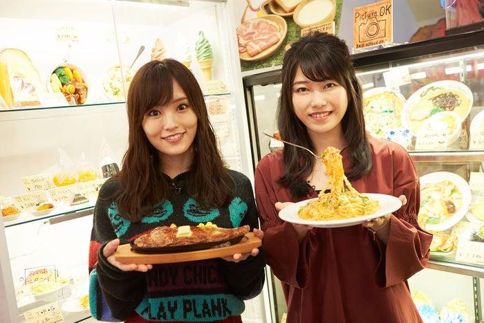 食品サンプルのお店(写真提供:関西テレビ)