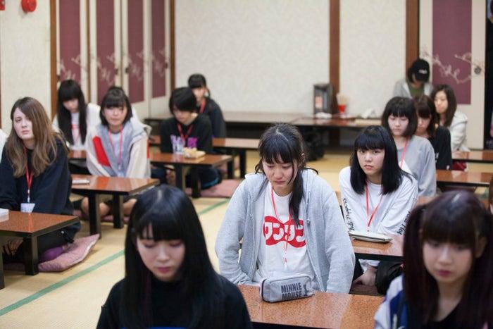 映画「世界でいちばん悲しいオーディション」場面写真 (C)WACK INC.