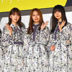 (左から)与田祐希、堀未央奈、桜井玲香、齋藤飛鳥、秋元真夏 (C)モデルプレス