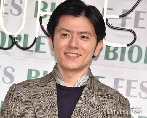 青木源太、フリー転身後初イベント 局アナ時代と異なる経験に「緊張しています」