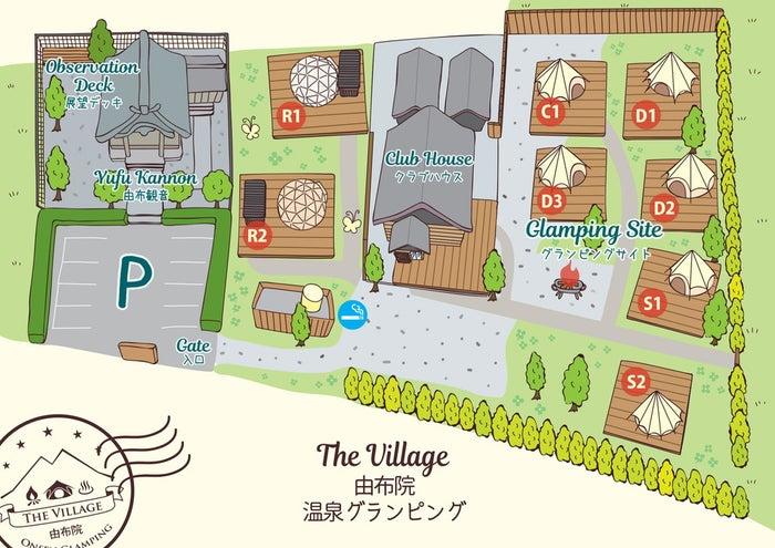 The Village 由布院 温泉グランピング/画像提供:STAYFORWARD