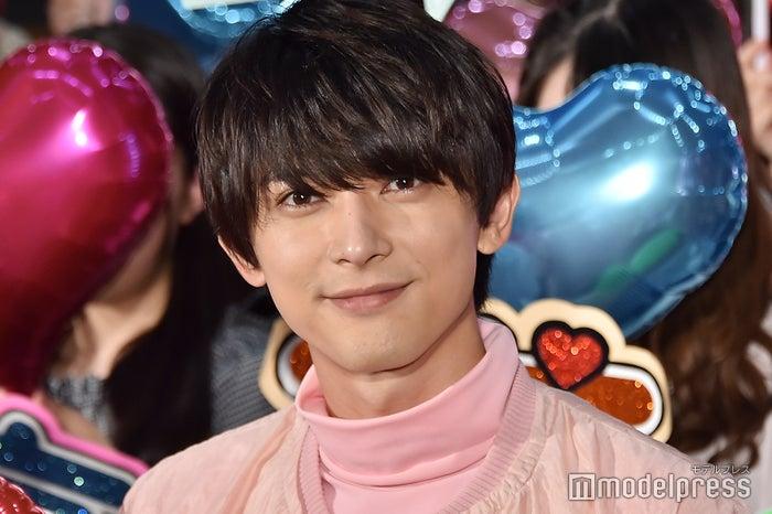 映画『あのコの、トリコ。』試写会に登壇した吉沢亮 (C)モデルプレス