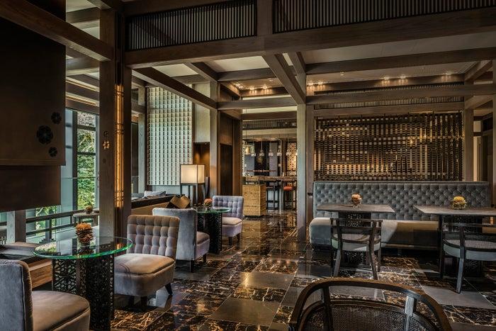ザ・ラウンジ&バー/画像提供:フォーシーズンズホテル京都