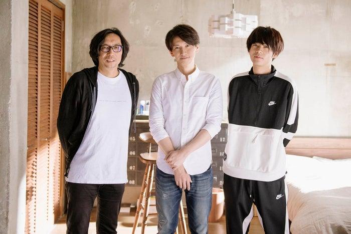 (左から)行定勲監督、大倉忠義、成田凌(C)水城せとな・小学館/映画「窮鼠はチーズの夢を見る」製作委員会