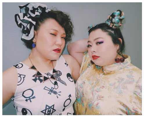 """渡辺直美&バービー、""""ヘビー級ガールズ""""に「迫力がやばい」の声"""