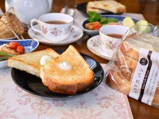 愛され続けるロングセラー。紀ノ国屋「イギリスパン」は毎日食べたいシンプルな味