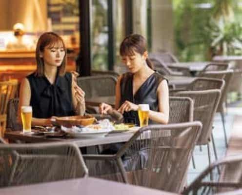 """「デートがバレないよう必死で…」夏菜と朝日奈央が""""大人の恋""""について赤裸々に語った"""