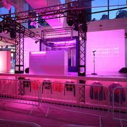イベント会場の様子 (画像提供:H&M)