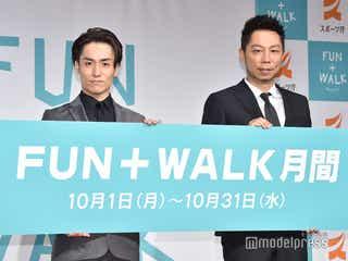 EXILE USA、新たなチャレンジを発表 TETSUYAとともに「楽しい歩き方を提案できたら」