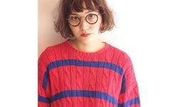 『#メガネ女子』になろう♡メガネと合わせてみたいヘアカラー3選