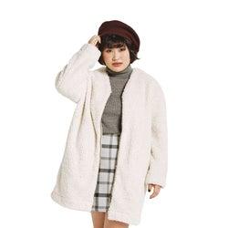 """モデルデビューが""""リアルジャイ子""""と注目浴びる 「デブ女優で1番目指す」隅田杏花"""