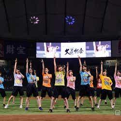AKB48グループの頂点は?メンバー号泣の展開も<大運動会 結果発表>(C)AKS【モデルプレス】