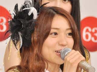 大島優子、インフルエンザ発症