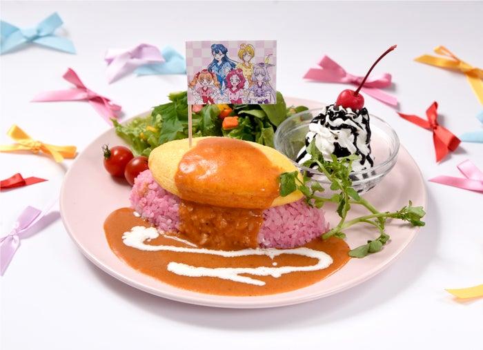 大好きいっぱい!プレートセット~YELL FOR YOU!~1,390円(税抜)(C)ABC-A・東映アニメーション