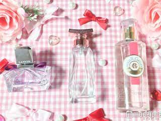 香水ビギナーさんに使ってほしい!好感度アップのフローラル香水3選