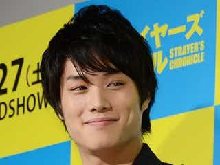 劇団EXILE鈴木伸之「食べてもらいたい」女子高生から黄色い歓声飛ぶ