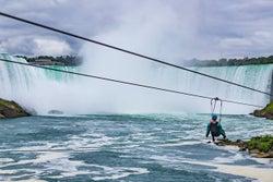 眺めるだけじゃない!「ナイアガラの滝」でジップラインや迫力の遊覧クルーズを楽しもう