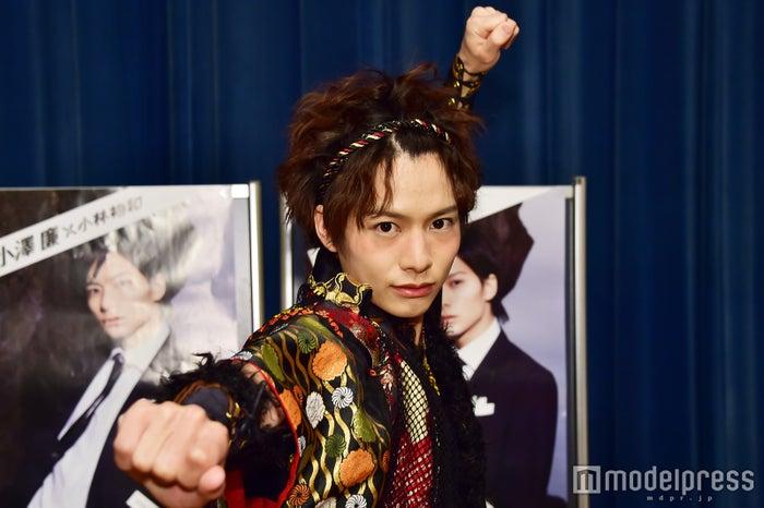 写真集『月刊 小澤廉×小林裕和』発刊記念イベントを開催した小澤廉 (C)モデルプレス