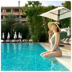 モデルプレス - 大島優子、SEXY水着姿が色っぽキュート!「お嬢様みたい」「可愛い」と反響