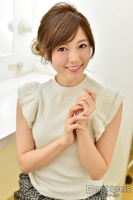 乃木坂46白石麻衣の美の秘訣 プライベートに迫る一問一答【モデルプレス】