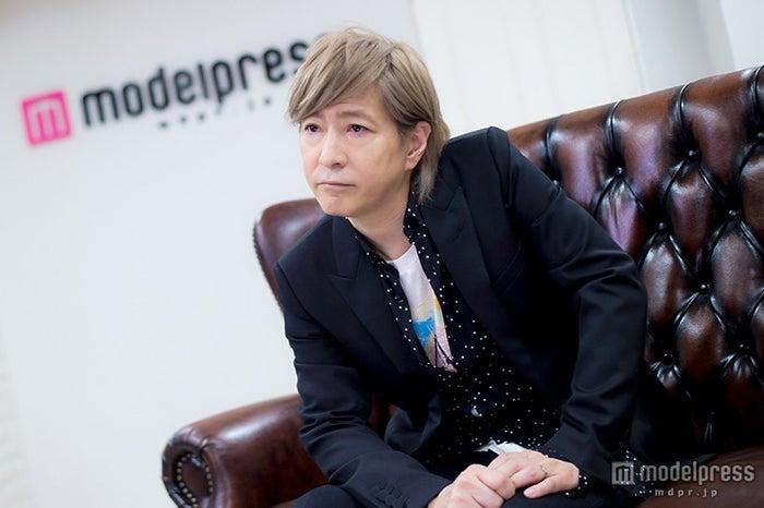 小室哲哉氏のインタビューはモデルプレス編集部で実施