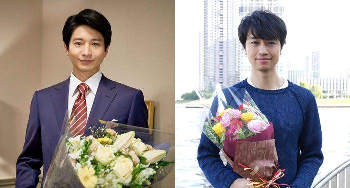 (左から)向井理、斎藤工(写真提供:WOWOW)