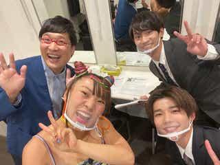 なにわ男子・藤原丈一郎&長尾謙杜、フワちゃんに学ぶ 人脈の広さ&愛される理由とは
