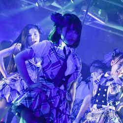 「JK眠り姫」矢作萌夏/AKB48柏木由紀「アイドル修業中」公演(C)モデルプレス