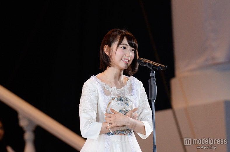 "HKT48宮脇咲良、初の""神7""入り「AKB48を壊したい」<第7回AKB48選抜総選挙>(C)AKS【モデルプレス】"