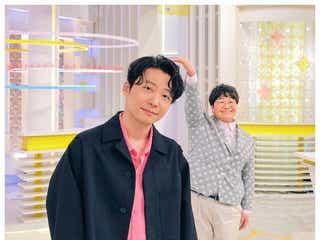 """星野源&近藤春菜""""遠近法""""2ショットに「2人とも可愛い」「癒やし」の声"""