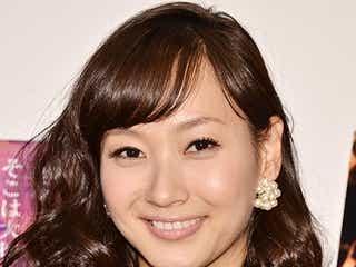 藤本美貴、親友・松浦亜弥の出産を祝福「素敵なママ間違いなし」